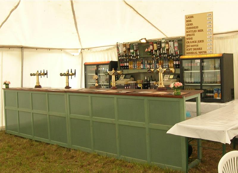 Build-up Bars - Jervis Mobile Bars